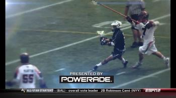 Powerade TV Spot 'Power Through' Feat. Stephen Berger - Thumbnail 4