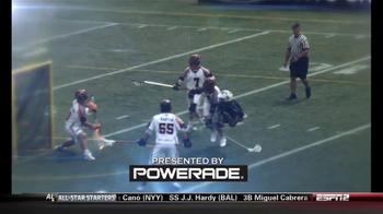 Powerade TV Spot 'Power Through' Feat. Stephen Berger - Thumbnail 5