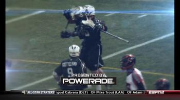 Powerade TV Spot 'Power Through' Feat. Stephen Berger - Thumbnail 6