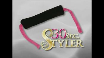 30 Second Curler TV Spot '30 Second Styler Kit' - Thumbnail 1