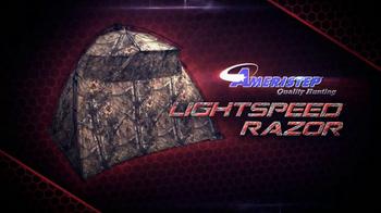 Ameristep Lightspeed Razor TV Spot - Thumbnail 2
