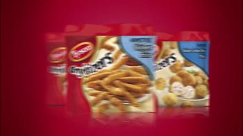 Tyson Foods Buffalo Boneless Chicken Bites Any'tizers TV Spot - Thumbnail 3