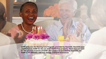 AARP Hearing Care Program TV Spot - Thumbnail 10