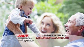 AARP Hearing Care Program TV Spot - Thumbnail 2