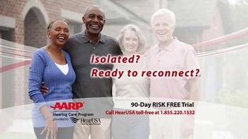 AARP Hearing Care Program TV Spot - Thumbnail 4