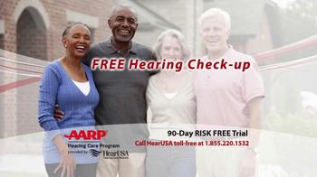 AARP Hearing Care Program TV Spot - Thumbnail 5