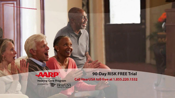AARP Hearing Care Program TV Spot - Thumbnail 6