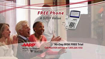 AARP Hearing Care Program TV Spot - Thumbnail 7