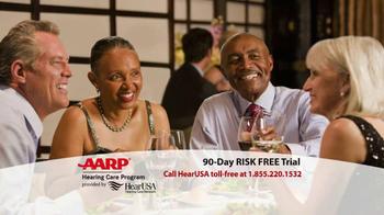 AARP Hearing Care Program TV Spot - Thumbnail 8