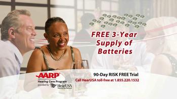 AARP Hearing Care Program TV Spot - Thumbnail 9