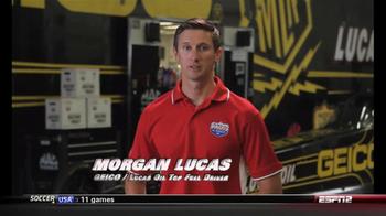 Lucas Oil TV Spot Featuring Morgan Lucas - Thumbnail 3