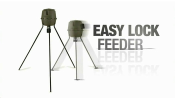 Moultrie Pro-lock Game Feeder TV Spot - Thumbnail 8