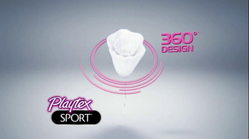 Playtex Sport TV Spot, 'Swimming' - Thumbnail 7