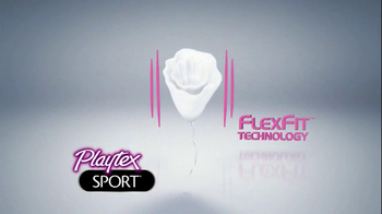 Playtex Sport TV Spot, 'Swimming' - Thumbnail 8