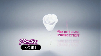 Playtex Sport TV Spot, 'Swimming' - Thumbnail 9