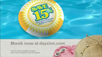 Days Inn TV Spot, 'Save 15%' Song by Jess Penner - Thumbnail 5