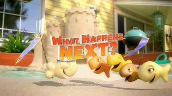 Goldfish Baked Cheddar TV Spot, 'Jousting'
