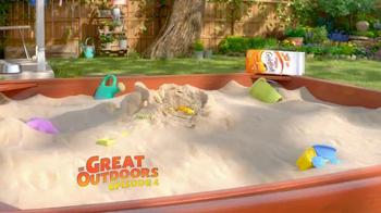 Goldfish Baked Cheddar TV Spot, 'Jousting' - Thumbnail 2