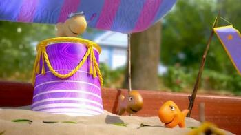 Goldfish Baked Cheddar TV Spot, 'Jousting' - Thumbnail 3