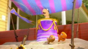 Goldfish Baked Cheddar TV Spot, 'Jousting' - Thumbnail 4