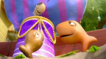 Goldfish Baked Cheddar TV Spot, 'Jousting' - Thumbnail 6