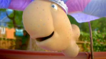 Goldfish Baked Cheddar TV Spot, 'Jousting' - Thumbnail 8