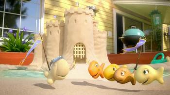 Goldfish Baked Cheddar TV Spot, 'Jousting' - Thumbnail 9