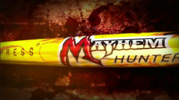 Carbon Express Mayhem Hunter 250 TV Spot, 'The Monster is Back'