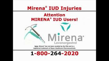 Willis Law Firm TV Spot, 'IUD Injuries' - Thumbnail 1