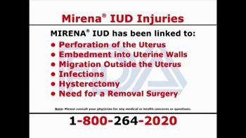Willis Law Firm TV Spot, 'IUD Injuries' - Thumbnail 7