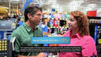 Walmart TV Spot, 'Heidi'