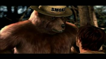 Smokey Bear Campaign TV Spot, 'Post Camping Fire'