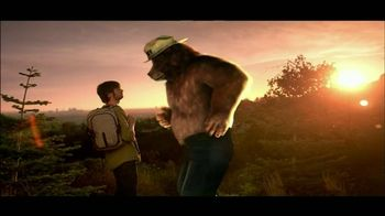 Smokey Bear Campaign TV Spot, 'Post Camping Fire' - Thumbnail 7