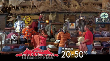Bass Pro Shops Model Year End Clearance TV Spot - Thumbnail 2