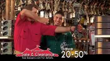 Bass Pro Shops Model Year End Clearance TV Spot - Thumbnail 3