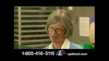 Colonial Penn TV Spot, 'Cafeteria' - 1007 commercial airings