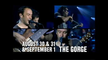 Dave Matthews Band Summer Tour 2013 TV Spot - Thumbnail 5