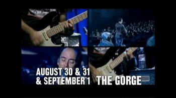 Dave Matthews Band Summer Tour 2013 TV Spot - Thumbnail 6