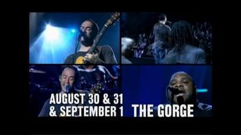 Dave Matthews Band Summer Tour 2013 TV Spot - Thumbnail 7