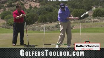 Golfer's Toolbox TV SpotFeaturing Charlie Beljan - 6 commercial airings