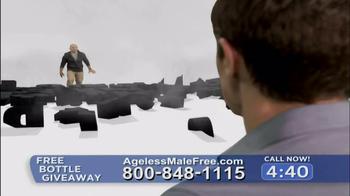 Ageless Male TV Spot, 'Signs' - Thumbnail 9