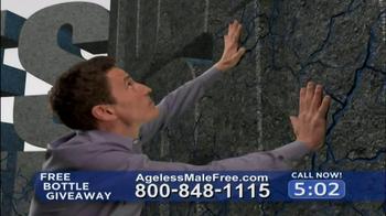 Ageless Male TV Spot, 'Signs' - Thumbnail 5