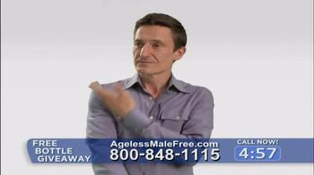 Ageless Male TV Spot, 'Signs' - Thumbnail 6