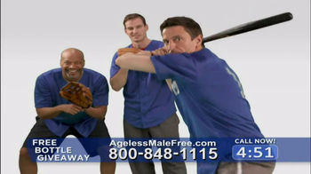 Ageless Male TV Spot, 'Signs' - Thumbnail 7