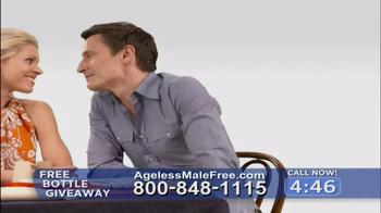 Ageless Male TV Spot, 'Signs' - Thumbnail 8