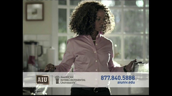 American InterContinental University TV Spot, 'Finding Time' - Thumbnail 1