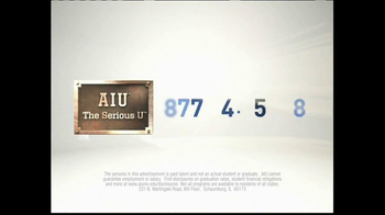 American InterContinental University TV Spot, 'Finding Time' - Thumbnail 9