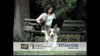 American InterContinental University TV Spot, 'Finding Time'