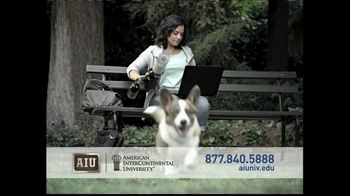 American InterContinental University TV Spot, 'Finding Time' - 9658 commercial airings
