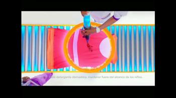 Tide Pods TV Spot, 'Mundo de Limpieza'[Spanish] - Thumbnail 5